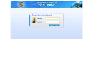 nxbtp.moj.gov.vn screenshot