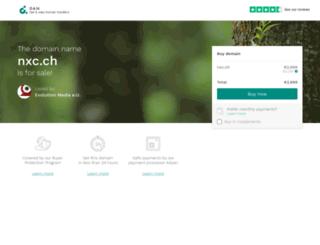 nxc.ch screenshot