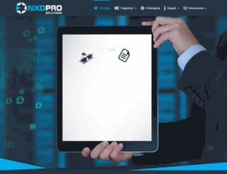 nxdpro.com screenshot