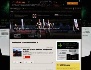 nxnse.runnerspace.com screenshot