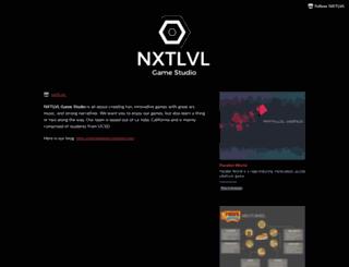 nxtlvl.itch.io screenshot