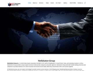 nxtsolutiongroup.com screenshot