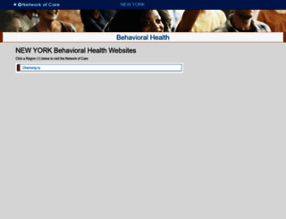 ny.networkofcare.org screenshot