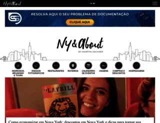 nyandabout.com screenshot