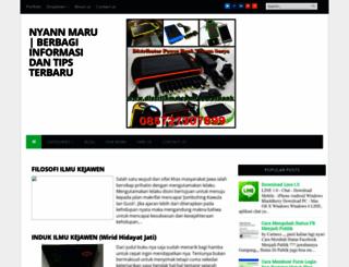 nyann-maru.blogspot.com screenshot