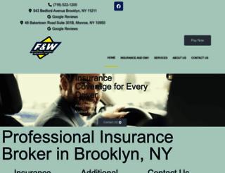 nyautoinsurance.com screenshot