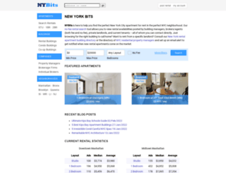 nybits.com screenshot