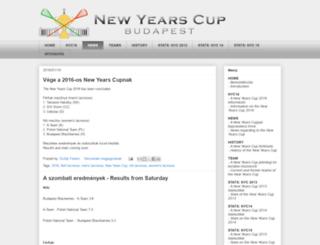 nycbudapest.blogspot.hu screenshot