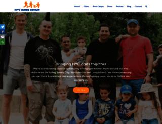 nycdadsgroup.com screenshot