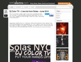 nycelectro.net screenshot