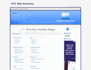 nycenergytech.org screenshot
