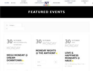 nyclout.com screenshot