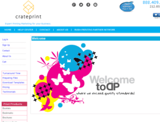 nycprinting123.interfirm.com screenshot