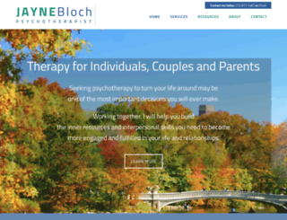 nycpsychotherapynow.com screenshot