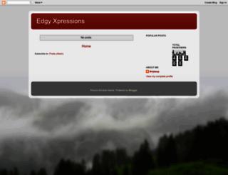nyctophillic.blogspot.se screenshot