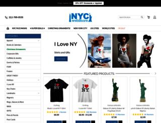 nycwebstore.com screenshot