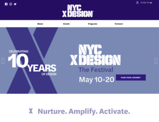 nycxdesign.com screenshot