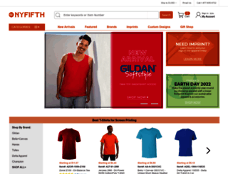 nyfifth.com screenshot