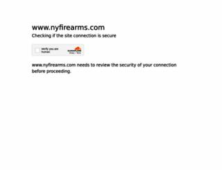 nyfirearms.com screenshot