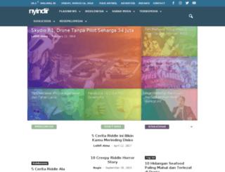 nyindir.com screenshot