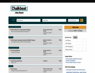 nyjobs.chalkbeat.org screenshot