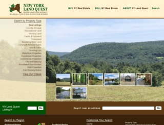 nylandquest.com screenshot