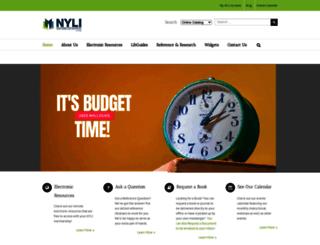 nyli.org screenshot