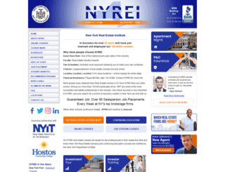 nyrei.com screenshot