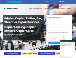 nyrepairservice.com screenshot
