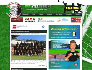 nysa.klodzko.pl screenshot