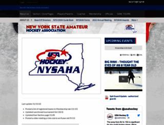nysaha.com screenshot
