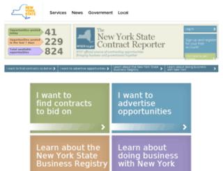 nyscr.org screenshot