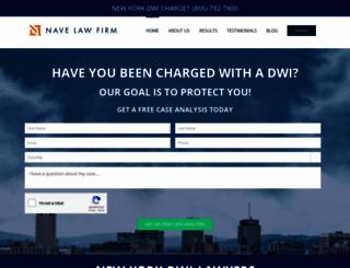 nysdwi.com screenshot