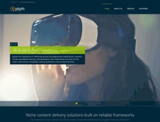 nysym.com screenshot