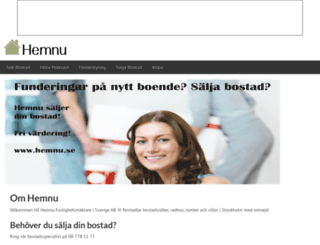 nytthemnu.se screenshot