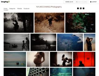 nyukochiang.smugmug.com screenshot