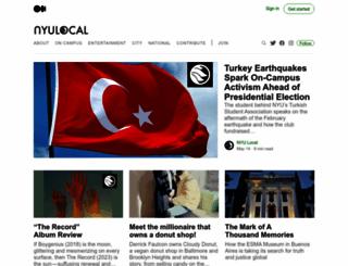 nyulocal.com screenshot