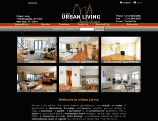 nyurbanliving.com screenshot