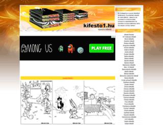 nyuszis-kifestok.kifesto1.hu screenshot