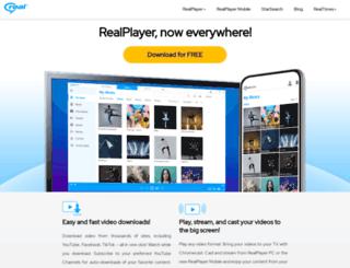 nz.real.com screenshot