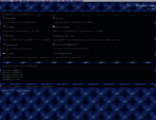 nz17.com screenshot