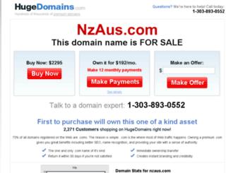 nzaus.com screenshot