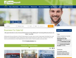 nzbizbuysell.co.nz screenshot