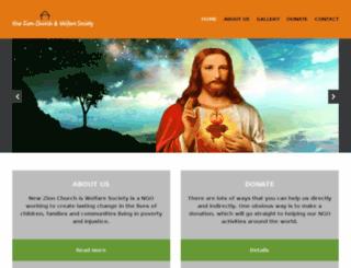 nzcws.org screenshot