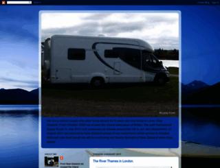 nzgypsyrover.blogspot.com.au screenshot