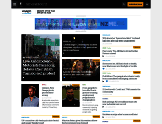 nzherald.co.nz screenshot