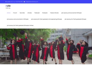 nzle.org screenshot