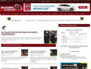 nzrugbyonline.com screenshot