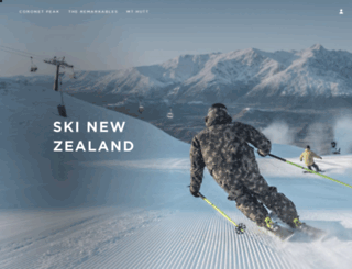 nzski.co.nz screenshot