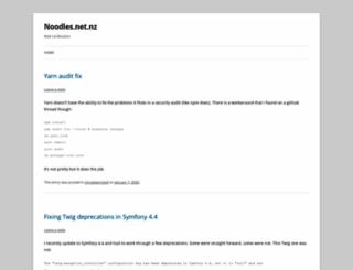nzwireless.org screenshot